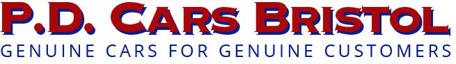 P D Cars Logo